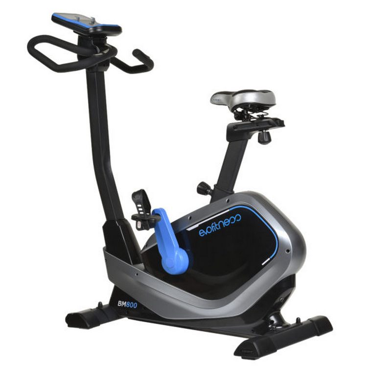 Велотренажер EVO FITNESS BM800 (Yuto EL II) – купить по цене 23990 руб в интернет-магазине в Москве: технические характеристики и опиcание